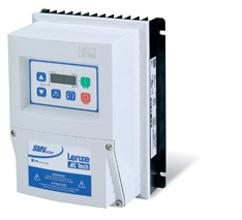 2HP LENZE SMVECTOR NEMA4X VFD 400-480VAC 3PH INPUT W/FILTER ESV152N04TLC