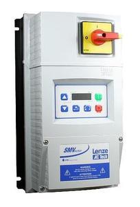 15HP LENZE SMVECTOR NEMA4X VFD 208-240VAC 3PH INPUT ESV113N02TMD