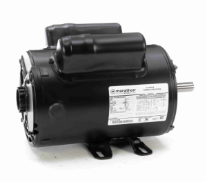 2HP MARATHON 3450RPM 56 115/230V DP 1PH MOTOR 9035