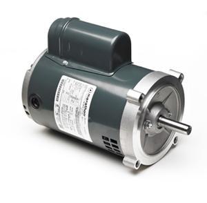 1HP MARATHON 1725RPM 56C 100-120/200-240V DP 1PH MOTOR E278
