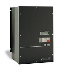 75HP LENZE MC SERIES VFD 400-480VAC 3PH INPUT M14750D
