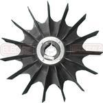 BALDOR 702618004T External Cooling Fan