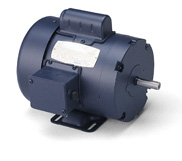 1/2HP MARATHON 1725/1425RPM 56 100-120/200-240V TEFC 1PH MOTOR E267