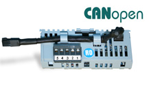 LENZE ESVZAC0 SMVector CANopen COMMUNICATIONS INTERFACE MODULE