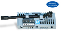 LENZE ESVZAL0 ADDITIONAL FORM C RELAY OUTPUT MODULE