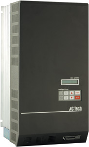 1HP LENZE MCH SERIES NEMA1 VFD 480-600VAC 3PH INPUT MH510B