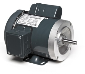 5HP MARATHON 1725RPM 184TC 230V TEFC 1PH MOTOR I315A