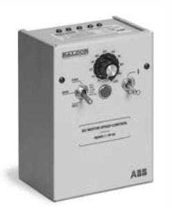 BC140-FBR BALDOR 1/100-2HP DC SCR CONTROL