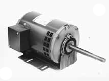 1/4HP MARATHON 1725RPM 48YZ 100-120/200-240V DP 1PH MOTOR X600