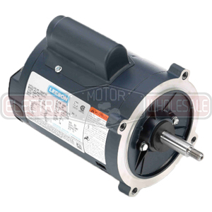 1HP LEESON 3600RPM 56J DP 1PH PUMP MOTOR 100723.00