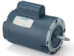 2HP LEESON 3450RPM 56J DP 1PH PUMP MOTOR 110293.00