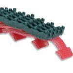 0409200 POWERTWIST SUPERGRIP TOP PVC B/17 V-BELT IN 100' BOX