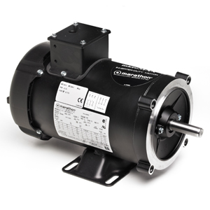 1.5HP MARATHON 1725RPM 145TC 230/460V TENV 3PH MOTOR Y366