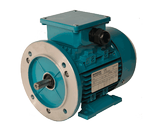 1.5HP BROOK CROMPTON 1200RPM 90L 230/460V B5 3PH IEC MOTOR BA6M1.5-4D
