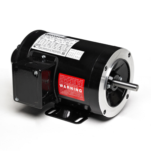 5HP MARATHON 1725RPM 184TC 230/460V TENV 3PH MOTOR Y287A