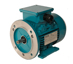 15HP BROOK CROMPTON 1200RPM 160L 230/460V B5 3PH IEC MOTOR BA6M015-4D
