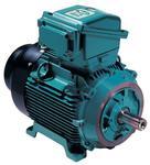 7.5HP BROOK CROMPTON 1200RPM 132M 230/460V B14 3PH IEC MOTOR BA6M7.5-4C