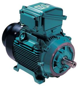 15HP BROOK CROMPTON 1800RPM 160M 230/460V B14 3PH IEC MOTOR BA4M015-4C