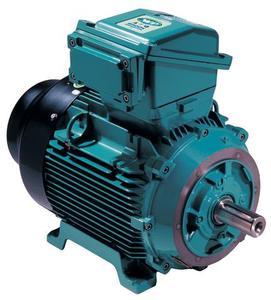 1.5HP BROOK CROMPTON 1200RPM 90L 230/460V B14 3PH IEC MOTOR BA6M1.5-4C