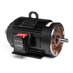 5HP MARATHON 1725RPM 184TC 575V TENV 3PH MOTOR Y559A