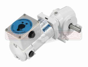 1/8HP LEESON 250RPM TENV 90VDC EPOXY WASHGUARD RIGHT ANGLE GEARMOTOR M1125276.00