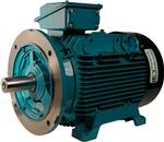 3HP BROOK CROMPTON 1800RPM 100L 230/460V B5 3PH IEC MOTOR BC4M003-4D
