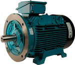 4HP BROOK CROMPTON 1800RPM 100L 230/460V B5 3PH IEC MOTOR BC4M004-4D