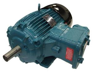 50HP BROOK CROMPTON 1000RPM EF250S 380-415V IEC 3PH MOTOR 358E317WC-00