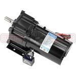 1/15HP LEESON 139RPM TENV 115/230VAC P240 PARALLEL GEARMOTOR M1145028.00