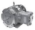 2HP BROOK CROMPTON 1500RPM EF90L 380-415V IEC 3PH MOTOR 258E207C-02