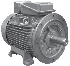 15HP BROOK CROMPTON 1000RPM W-DF160L 380-415V IEC 3PH MOTOR 287E312WC-04