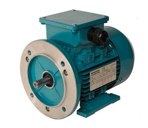 1/3HP BROOK CROMPTON 900RPM 80 B5 575V 3PH IEC MOTOR BA8M.33-5D