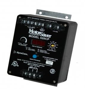 SymCom 520CP-115-RX-30 MotorSaver