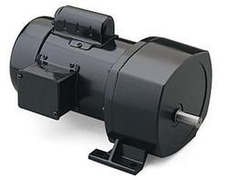 1/3HP LEESON 288RPM 115/230VAC 1PH PARALLEL GEARMOTOR 107007.00