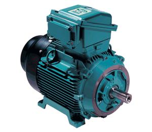 1HP BROOK CROMPTON 1200RPM 90S B14 575V 3PH IEC MOTOR BA6M001-5C