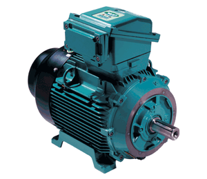 2HP BROOK CROMPTON 1200RPM 100L B14 575V 3PH IEC MOTOR BA6M002-5C