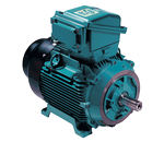 3HP BROOK CROMPTON 1200RPM 112M B14 575V 3PH IEC MOTOR BA6M003-5C
