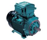 10HP BROOK CROMPTON 1200RPM 160M B14 575V 3PH IEC MOTOR BA6M010-5C