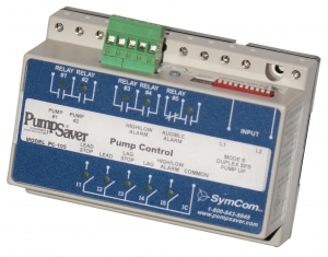 PC-105 SymCom Pump Controler 5-Channel