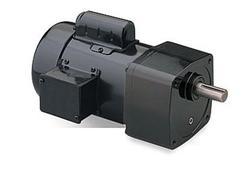 1/3HP LEESON 345RPM 115/230VAC 1PH PARALLEL GEARMOTOR 096052