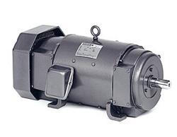 10HP BALDOR 1750/2300RPM 259AT TEFC 240VDC MOTOR D2510P