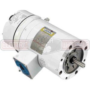1/3HP LEESON 1800RPM 56C TENV 3PH MOTOR 116462.00