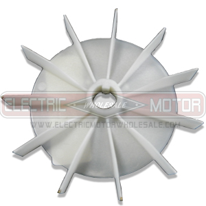 003569.04 LEESON EXTERNAL PLASTIC COOLING FAN