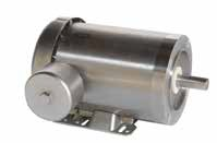 1HP LEESON 1725RPM 143TC TENV 3PH WG MOTOR 122029