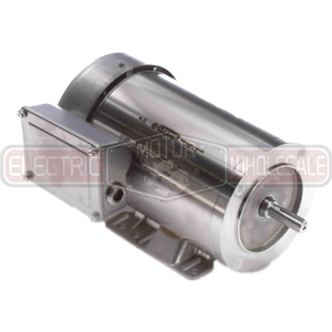 1.5HP LEESON 3450RPM 56HC TEFC 1PH WG MOTOR 116482.00
