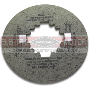 STEARNS 56000 REV-B 1-FRICTION DISC 566846200