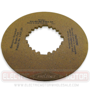 STEARNS 87000 REV-B 1-FRICTION DISC 566848300