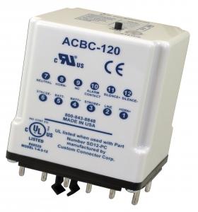 ACBC-120-SDAlarm Controller/Batt Charger