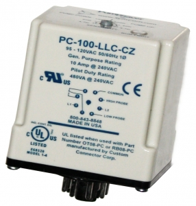 PC-100-LLC-CZ PumpSaver Liquid Level Control