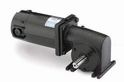 1/4HP LEESON 250RPM 180VDC RIGHT ANGLE GEARMOTOR M1135065